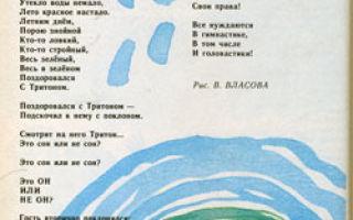 Заходер «русачок» читать текст