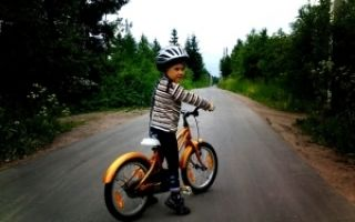 Конспект занятия по пдд в старшей группе. правила езды на велосипеде