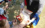 Сценарий пиратской вечеринки для детей в лагере