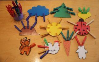 Развивающие игры для детей 5-6 лет в домашних условиях