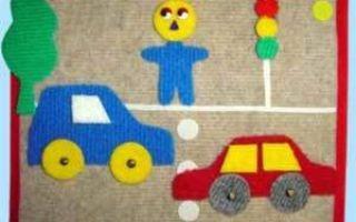 Игры на развитие познавательных интересов у дошкольников. картотека