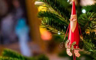 Сценарий зимнего праздника для школьников