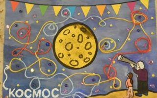 Конкурсы на день космонавтики в школе