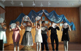 Утренник на тему: зимушка-зима в детском саду. старшая группа