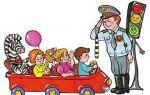 Занятие по пдд в старшей группе детского сада. дети на улицах города