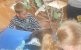 Конспект занятия — экскурсии по пдд в средней группе детского сада