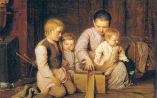 Развлечения и игры на пасху для детей