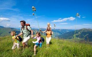 Консультация для родителей. путешествие с ребенком летом