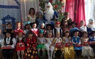 Конспект развлечения в подготовительной группе по теме «новогоднее путешествие»