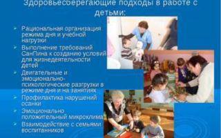 Презентация детского сада для родителей