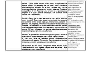 День славянской письменности. сценарий для младших школьников