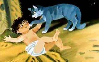 Киплинг «кошка, гулявшая сама по себе» читать полный текст