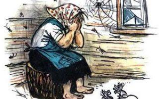 Чуковский «федорино горе» текст распечатать
