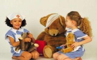 Народная игра как средство обучения и воспитания дошкольников