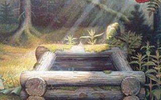 Сказка ушинского «не плюй в колодец — пригодится воды напиться» скачать