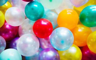 Сценарий на день рождения мальчика 4 года дома