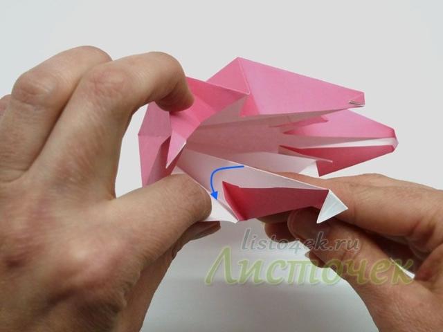 Колокольчики из бумаги своими руками. Мастер-класс