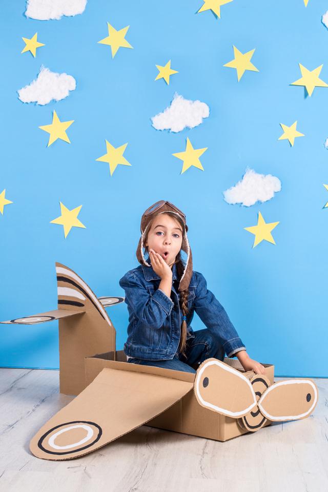 Игры на развитие воображения для детей 5-6-7 лет в детском саду