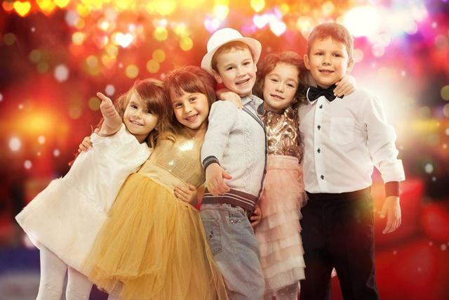 Игры для детей на Новогоднем утреннике