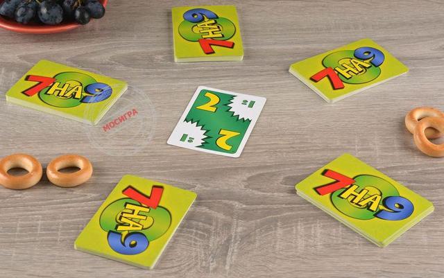 Игры с числами для дошкольников