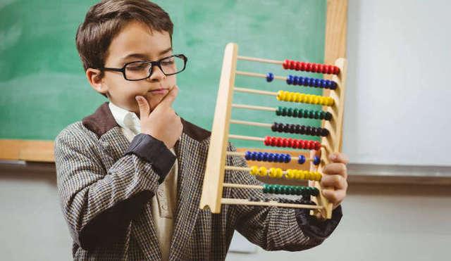 Математические задачи в стихах для детей 7-8 лет