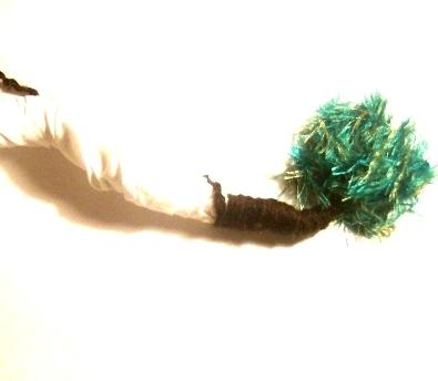 Дерево из пряжи своими руками. Мастер-класс