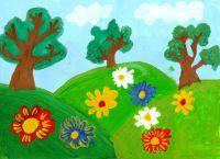 Летние поделки для детского сада своими руками