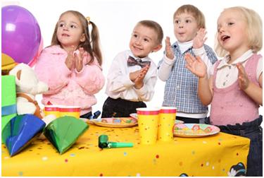 Игры на праздник для детей