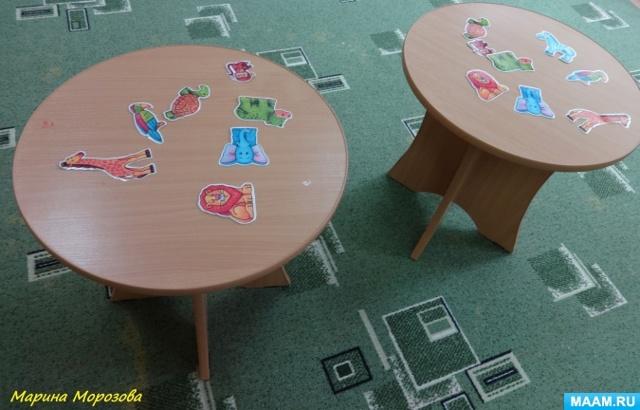 Дидактические игры на познавательное развитие в средней группе детского сада