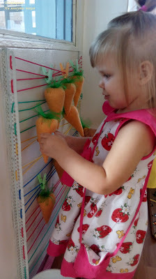 Конспект занятия в группе раннего возраста. Овощи: свекла и картофель