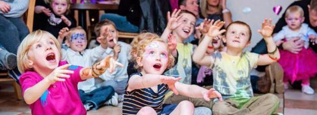 Игры и конкурсы для развлечения детей на день рождения