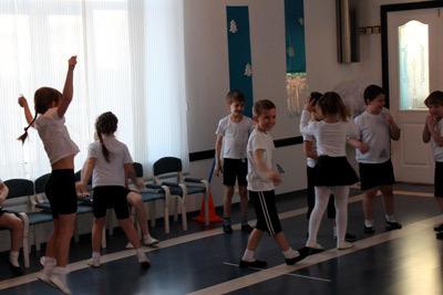 Олимпийские игры для младших школьников