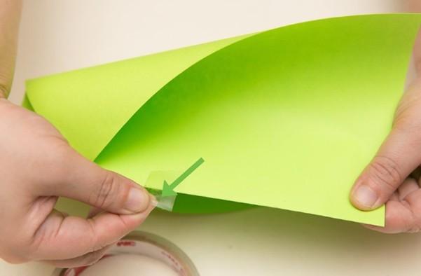 Змея из бумаги своими руками