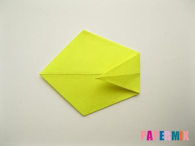Поделки из бумаги своими руками. Подсолнух