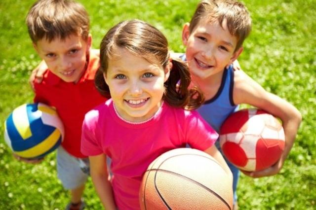 Игры на развитие двигательных способностей дошкольников