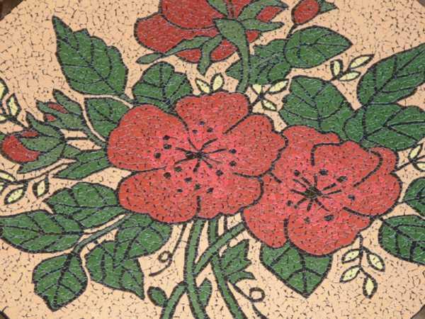 Мозаика из яичной скорлупы. Мастер-класс