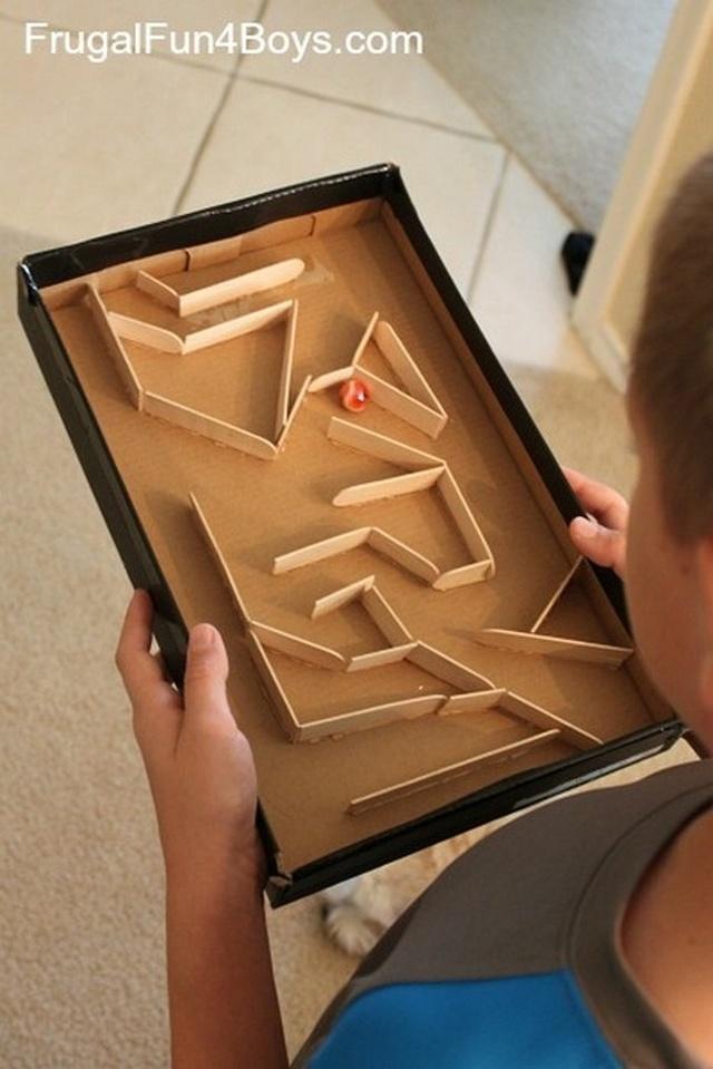 Коробка из картона своими руками. Мастер-класс с пошаговыми фото