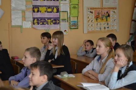 Классный час о культуре речи в начальной школе, 3-4 класс