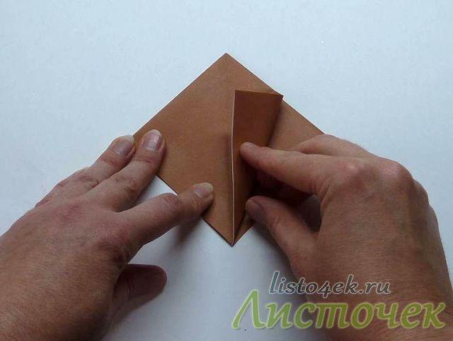 Поделки из бумаги своими руками. Лошадка