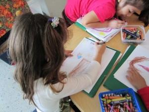 Конспект игрового развивающего занятия в детском саду в 1 младшей группе на тему: Ветка рябины