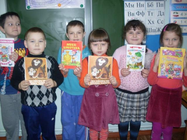 Конспект внеклассного занятия для 1 класса по теме: Корней Чуковский