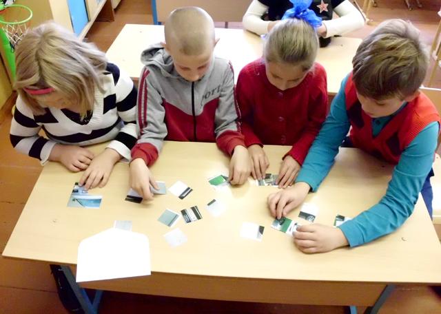 Конкурсная программа по ПДД для начальных классов