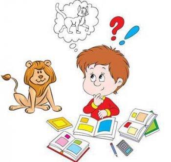 Математические задачи шутки для дошкольников