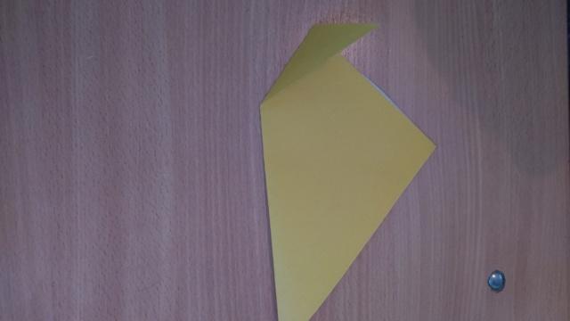 Поделки из бумаги своими руками. Ёжик