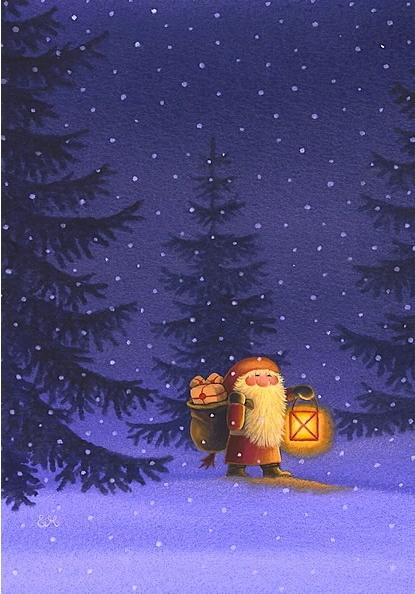 Зимние стихи. Зима