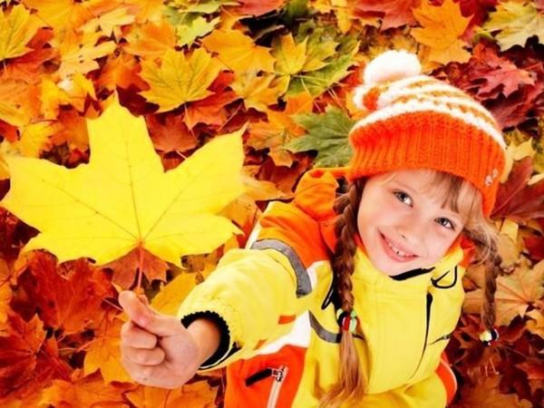 Осенний праздник красок в детском саду для старшей – подготовительной группы