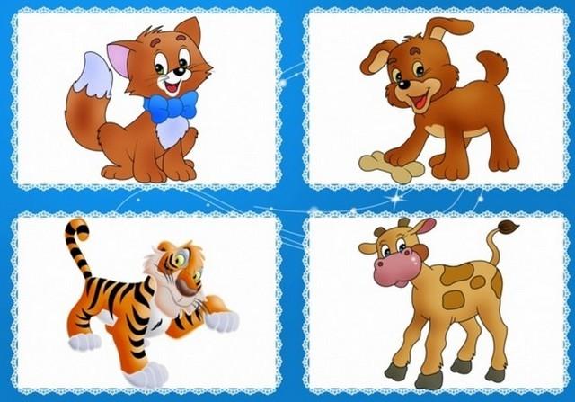 Дидактические игры дома с детьми 4-5 лет