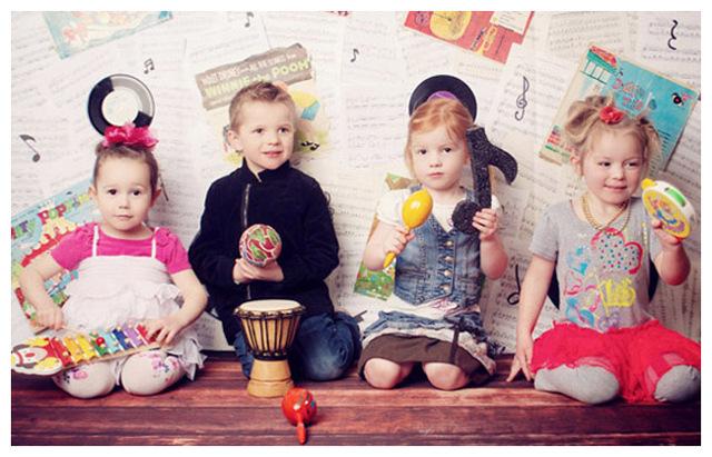 Музыкальная игра для детей старшей группы