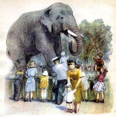Конспект внеклассного мероприятия для 1-2 класса по теме: Экзотические животные