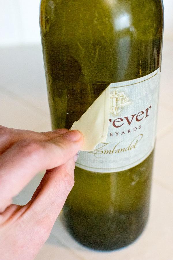 Ваза из бутылки своими руками. Мастер-класс